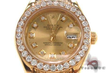 Rolex Pearlmaster Yellow Gold 80318 Rolex Collection