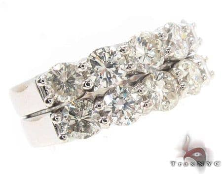 Prong Diamond Ring 33728 Wedding