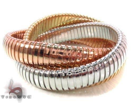 Multi-Color Bracelet 33748 Gold