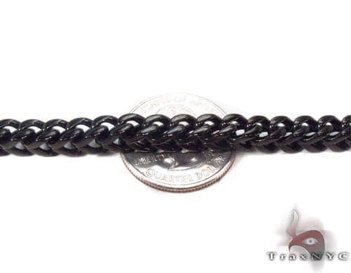 Stainless Steel Franco Bracelet 33814 Stainless Steel