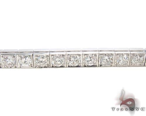 Prong Diamond Bracelet 34044 Tennis