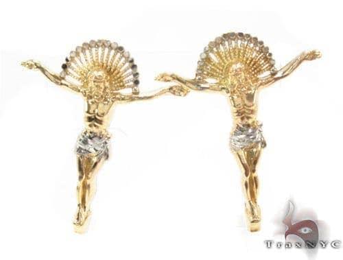 10K Gold Earrigns 34170 Metal