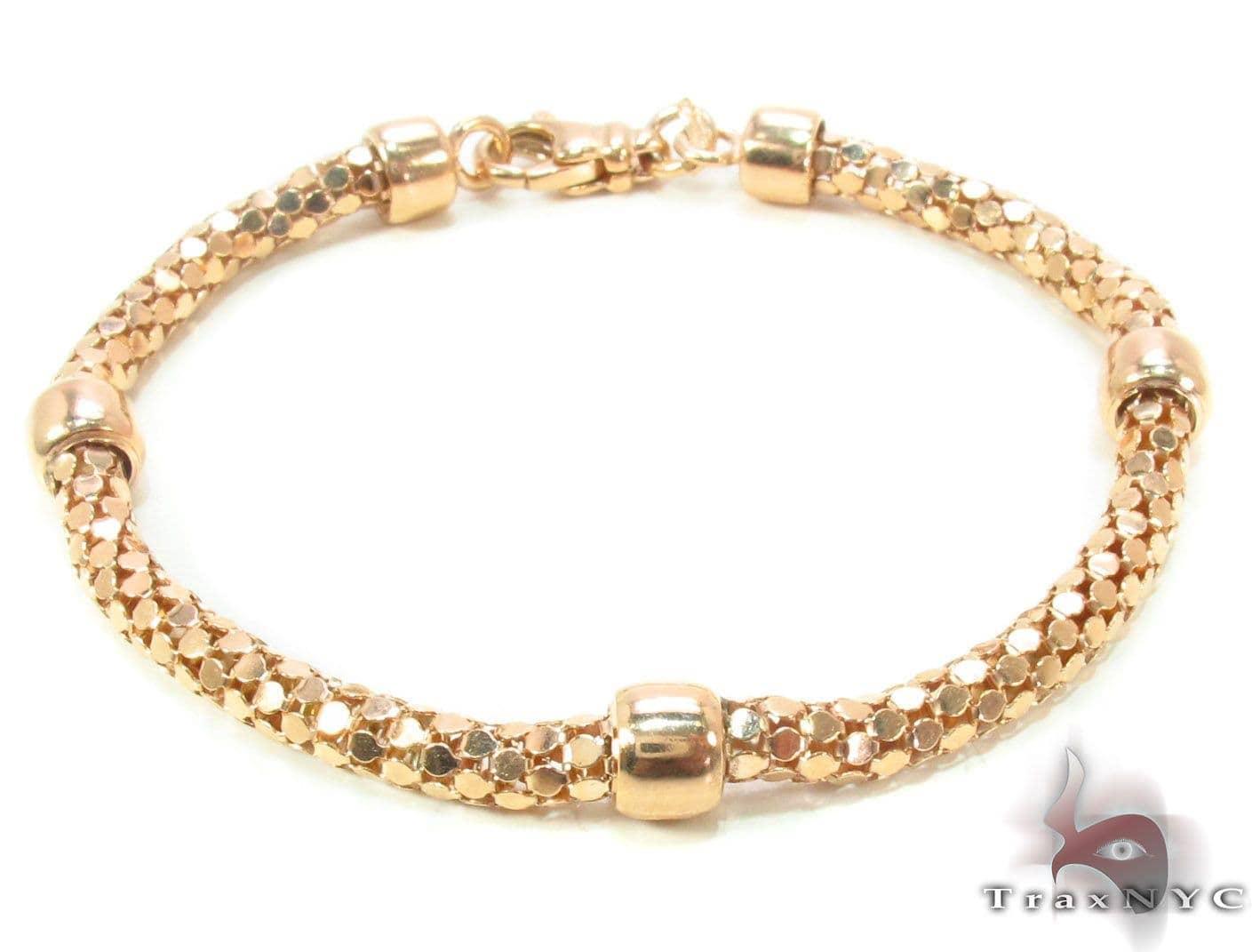 Silver Bracelet 34472 Silver & Stainless Steel