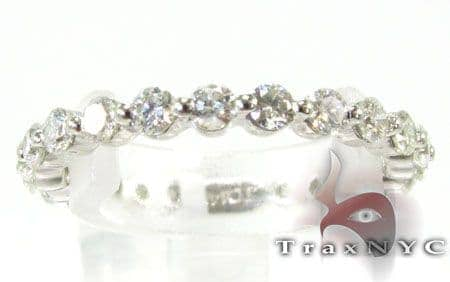 Ladies Diamond Eternity Band Wedding