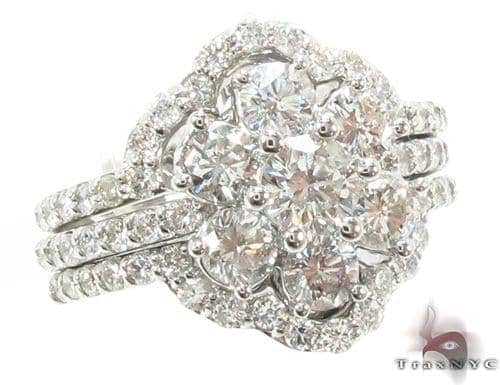 Prong Diamond Wedding Ring 34897 Engagement