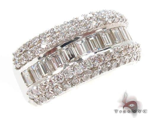 Mens Treasury Diamond Band Style