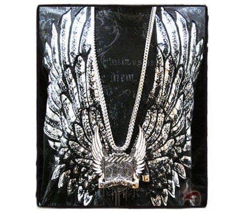 Custom Jewelry - Amalgam Digital Pendant Metal