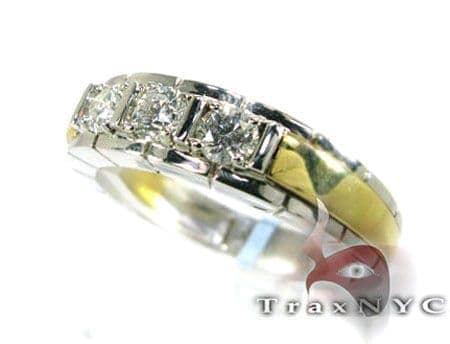 3 Stone Diamond Ring 2574 Stone