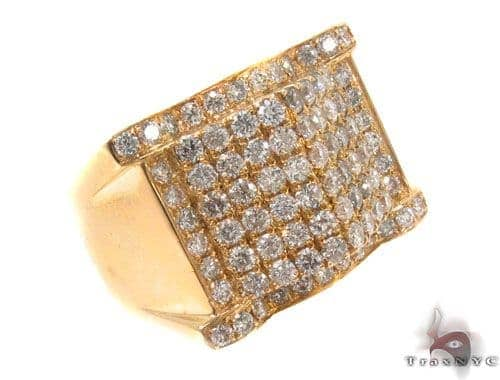 Prong Diamond Ring 35582 Stone
