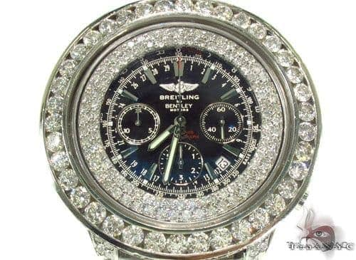 Breitling Bently Black Dial Watch Breitling