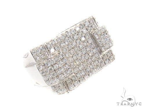 Prong Diamond Ring 35619 Stone