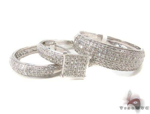 Prong Diamond Wedding Ring 35629 Engagement