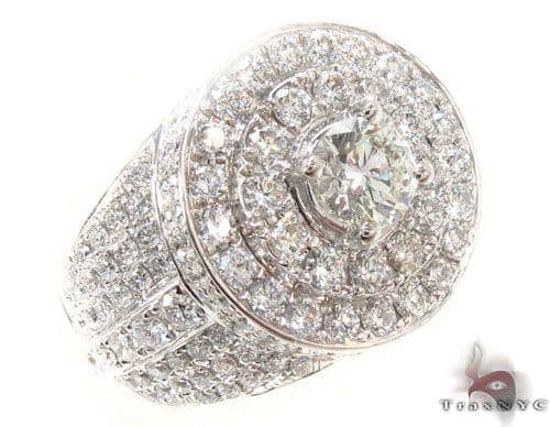 Prong Diamond Ring 35659 Stone
