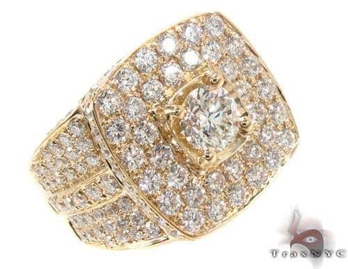 Prong Diamond Ring 35663 Stone