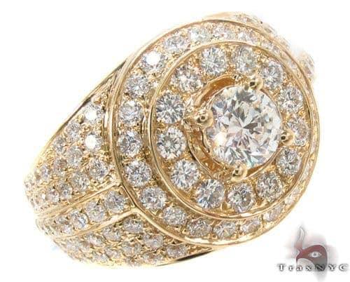 Prong Diamond Ring 35672 Stone