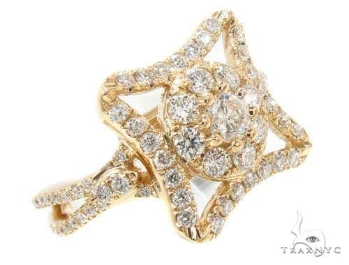 Prong Diamond Ring 35680 Anniversary/Fashion