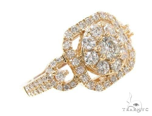 Prong Diamond Ring 35682 Anniversary/Fashion