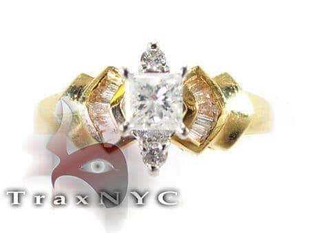 Pharoah Ring Engagement