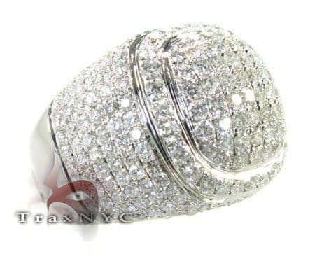 Mens Super Star Ring Stone