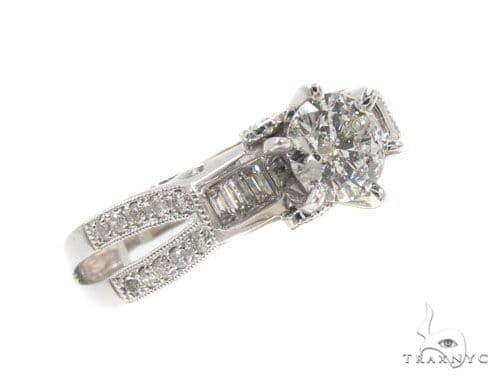 Prong Diamond Wedding Ring 35860 Engagement