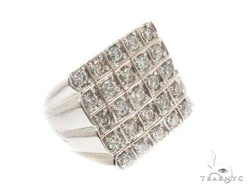 Prong Diamond Ring 35885 Stone