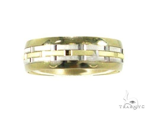 Two-Tone Link Band Style
