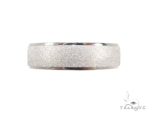 White Gold Sand Band Style