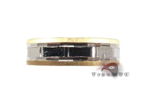 Two Tone Rectangle Band 3 Style