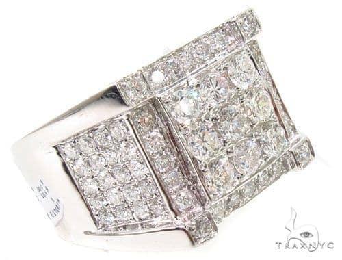 Prong Diamond Ring 36663 Stone