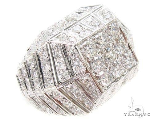 Prong Diamond Ring 36665 Stone
