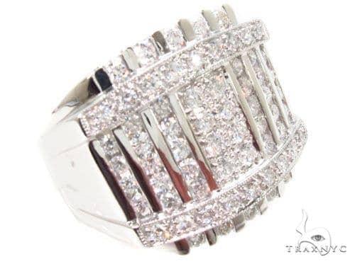 Prong Diamond Ring 36666 Stone