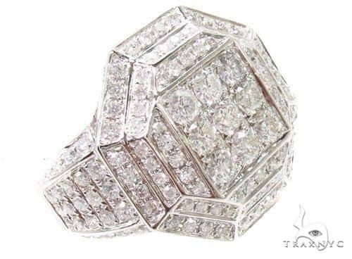 Prong Diamond Ring 36667 Stone