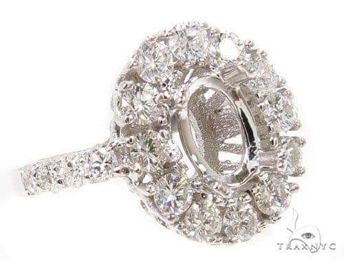 Julie Semi Mount Ring 36731 Engagement