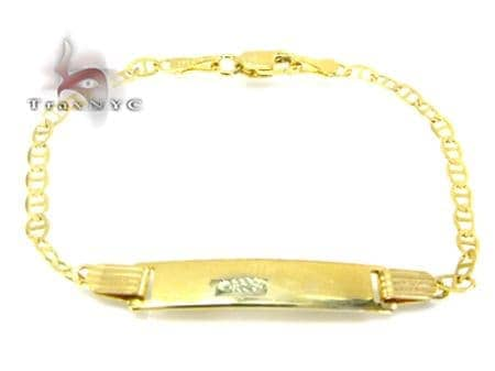 Childs Sunshine Bracelet Gold