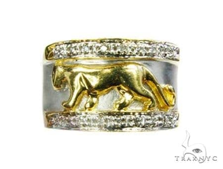 Y.G. Panther Ring Wedding