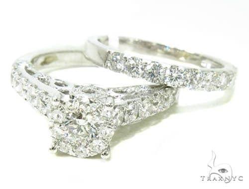 Prong Diamond Wedding Ring 37055 Engagement