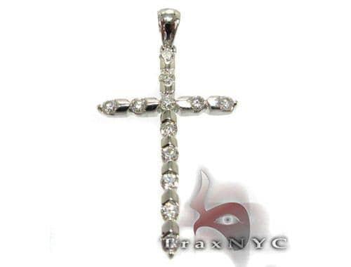 Tension Cross Crucifix Diamond