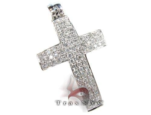 Diplomat Cross Crucifix Diamond