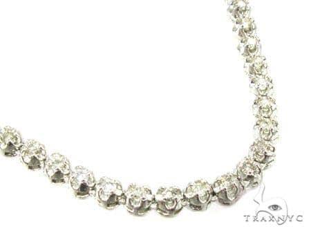 Ultra Round Cut Chain 33 Inches, 4.5mm, 48 Grams 3063 Diamond