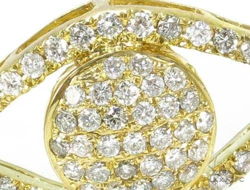 Prong Diamond Bangle Bracelet 37390 Bangle