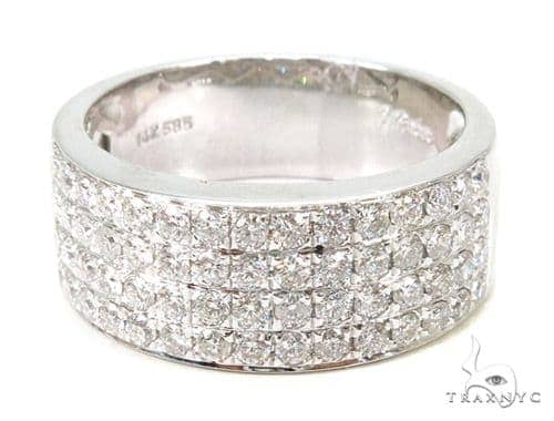 Prong Diamond Ring 37397 Style