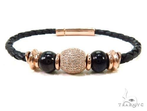 Prong Diamond Rope Bracelet 37484 Diamond