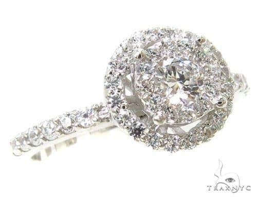 Prong Diamond Wedding Ring 37771 Engagement