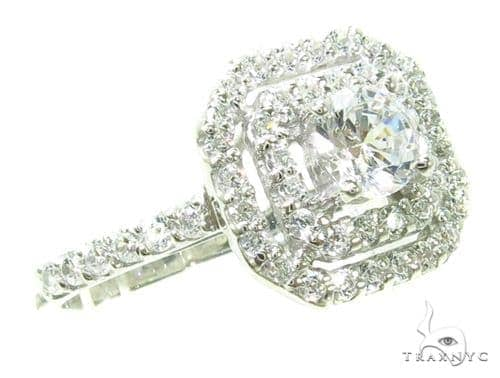 Prong Diamond Wedding Ring 37775 Engagement