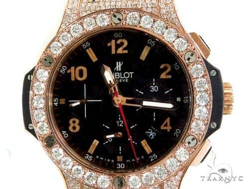 Hublot Big Bang Rose Gold Watch 37984 Hublot