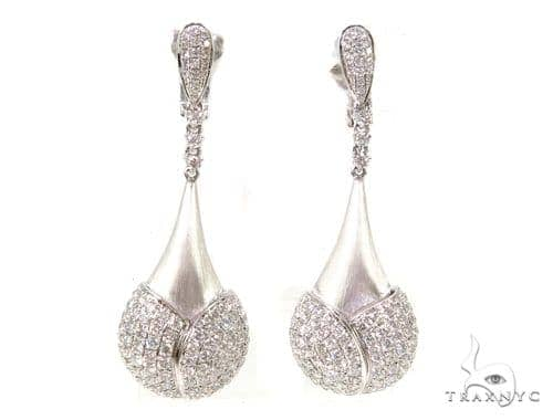 Kisses Diamond Chandelier Earrings 38025 Style