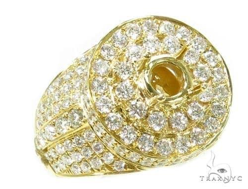 Prong Diamond Semi Mount Ring 39279 Stone
