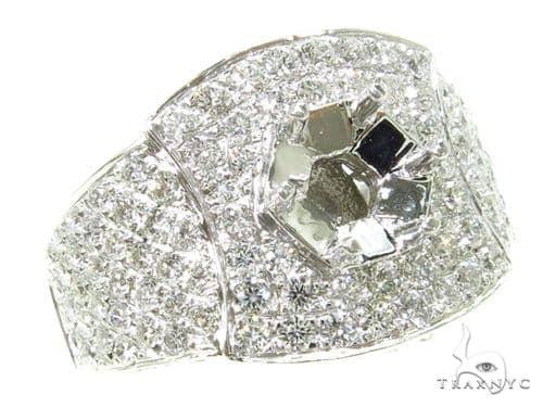 Prong Diamond Semi Mount Ring 39292 Stone