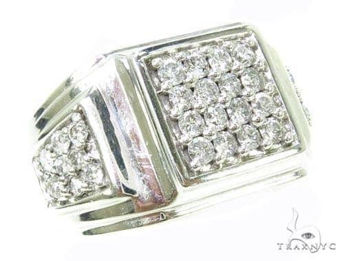 Prong Diamond Ring 39323 Stone