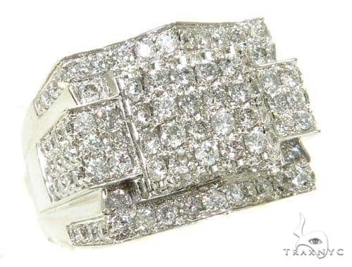 Prong Diamond Ring 39373 Stone